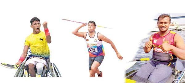 Sri Lanka to field five-member team for Tokyo Paralympics-by Dhammika Ratnaweera